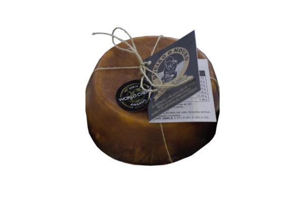 O Mouro queso Campo Capela