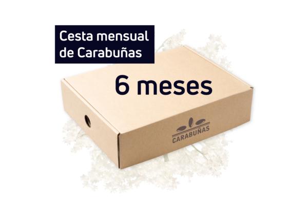 Suscripción semestral productos gallegos