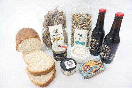 cesta mensual de productos gallegos