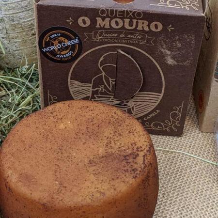 Campo Capela queso O Mouro
